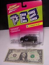 Johnny  Lightning Black Pez Candy '04 Hummer H2 SUV - 2004