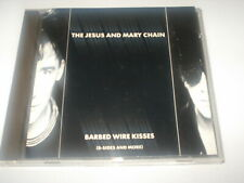 THE JESUS AND MARY CHAIN CD Album BARBED WIRE KISSES - B-SIDES & MORE  20 trax