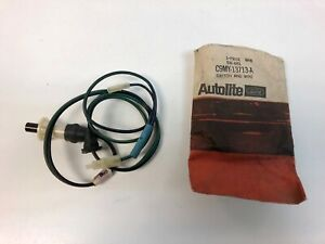 NOS 1969 1970 Ford Door Jamb Interior Light / Lamp Switch Cougar Mustang Etc