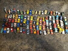 New ListingHuge Lot of 100 Micro Machines & Other Brands - Cars Trucks Trains Tanks Planes