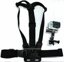 Navitech Action Cam Chest Mount For iSAW Edge / WING / AIR CAMERA-AC NEW