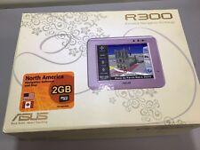 "Asus R300 3.5"" Portable Navigator (color: pink) GPS, New"