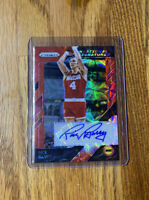 RICK BARRY 2018-19 Panini Prizm Autograph HOF RED CHOICE PRIZM 🔥