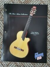 1993 Gibson Guitars Dealer Info Sheet for Chet Atkins Studio Classic Case Candy