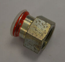 GEBERIT Mapress 21809 Übergangsstück 28mm x R1 IG C-Stahl Fitting unbenutzt