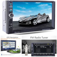"1Pc 7.0"" HD Black For Car MP5 player and GPS Bluetooth FM Universal 12V Hot Sale"