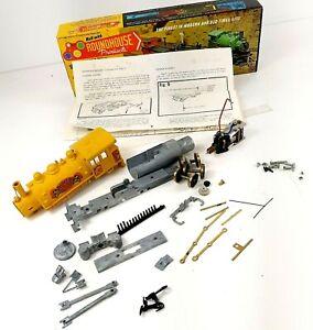 HO Scale Die Cast Steam Engine Locomotive Kit - Roundhouse Barnum Bailey 311