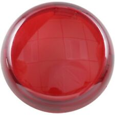 Drag Specialties DS280518 Red Turn Signal Lens OEM Replacement HD 68973-00