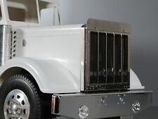 Aluminum Front Hood Bug Stone Deflector Plate Tamiya RC 1/14 King Grand Hauler