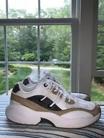 H&M White Tan & Grey Dad Shoes / Sneakers Men's Chunky Sole 10.5 Dope