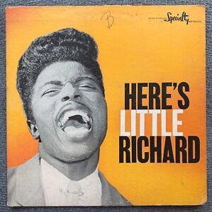 LITTLE RICHARD *Here's Little Richard* SP-2100 Vinyl Vintage LP