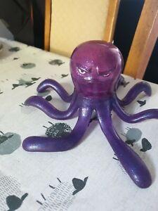 Disney Pixar Toy Story 3 Stretch Octopus Rubber Figure - 10cm High