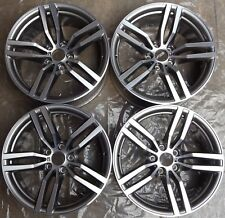 4 BMW Styling 623 M Alufelgen Felgen 9J x 19 ET48 9J x 19 ET18 BMW X6 F16 NEU