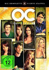 O.C. CALIFORNIA, Staffel 4 (5 DVDs) NEU+OVP