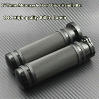 Motorcycle Handle Bar Grips Cover For Harley Sportster 883XL 1200 VRSC Touring &