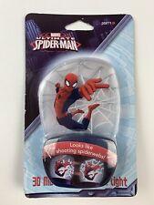 Marvel Spiderman 3D Motion Effect Night Light Spider-Man Wall Plug-In