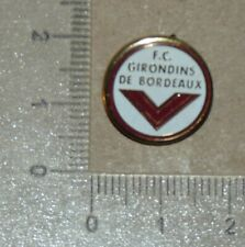 PIN'S FOOTBALL GIRONDINS BORDEAUX FCGB PARC LESCURE MARINES