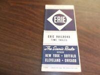 JUNE 1946 ERIE RAILROAD FORM 1 SYSTEM PUBLIC TIMETABLE