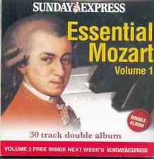 ESSENTIAL MOZART - PROMO 2 CD SET: 30 TRACKS (2006)