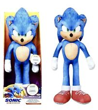 Sonic the Hedgehog Movie 13 Inch Talking Sonic Plush NEW 2020 Toy Holiday Sale