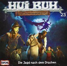 HUI BUH NEUE WELT - 23/DIE JAGD NACH DEM DRACHEN  CD NEU