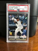 2018 Topps Now All-Star Rookie Team Gleyber Torres Rookie Card #RC2 PSA 9 Mint