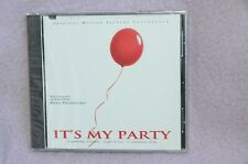 IT'S MY PARTY music by Basil Poledouris  Audio CD O.M.P.S Sealed Box - FREE POST