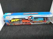 Thomas & Friends Thomas & Ace The Racer TrackMaster Train Set