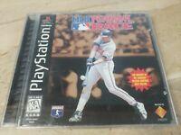 MLB Pennant Race (Sony PlayStation 1, 1996)