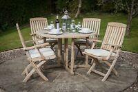 Garden Seat Pads Cushion Memory Foam Base Chair Waterproof Sage Green Patio