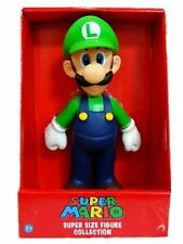 1 LARGE 25CM SUPER MARIO GAME LUIGI ACTION FIGURES DOLL FIGURINES TOY COLLECTION