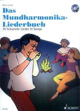 Perry Letsch Das Mundharmonika Liederbuch Noten und CD