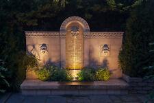 Fountain Gargoyle Stone Garden Arts & Crafts Gothic Ellison Tile