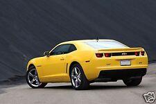 """2010, 2011, 2012, 2013 Camaro Rear """"MAGNETIC"""" Blackout Stripe Kit  FREE Shipping"""