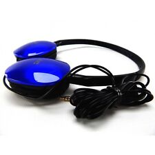Jvc Has160a Headphone - Stereo - Blue Wired - Over-the-head - Binaural - Ear-cup