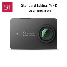 Xiaomi Yi Action Sports camera 2 4k 2017 International Edition Night Black