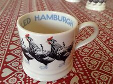 Emma Bridgewater Silver Hamburgh Hedges Baby Mug New Discontinued