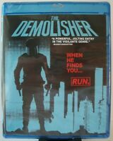 The Demolisher Blu-ray (2016 - Dark Sky Films) ~ Ry Barrett, Vigilante