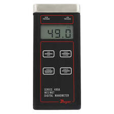 DWYER INSTRUMENTS 490A-5 Digital Hydronic Manometer,500 psi