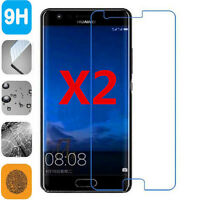 2Pcs 9H+ Tempered Glass Screen Protector For Huawei P10 / P10 Plus / P10 Lite ID