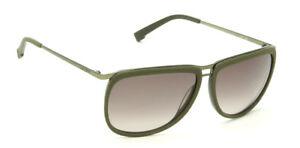 Lacoste Women's Sun L127S 315 Green Oval 59mm Sunglasses