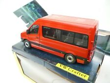1/24 VW VOLKSWAGEN CRAFTER PERSONAL BUS  NEW IN  BOX RARE SELTEN!!!