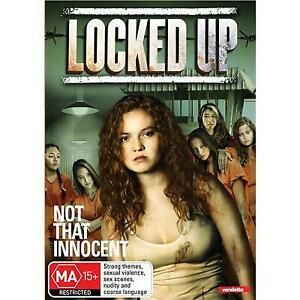 LOCKED UP DVD, NEW & SEALED, 2019 RELEASE, FREE POST