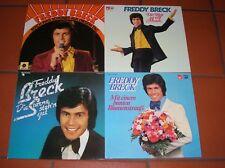 """12"" - LP-Sammlung - FREDDY BRECK - 14 LPs - viele RARITÄTEN - near MINT !!!"
