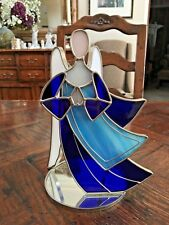 Stained Glass Angel - Excellent Condition