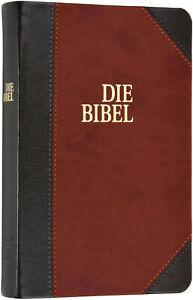 Die Bibel - Schlachter Version 2000 mit Parallelstellen schöne Taschenausgabe