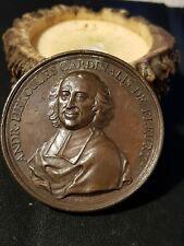 Médailles, Cardinal de Fleury   1736