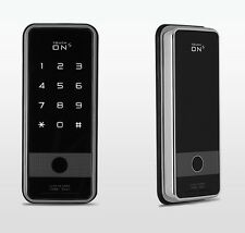 H-GANG Touch On S Digital Door Lock Security Keyless Lock Touch Screen Security