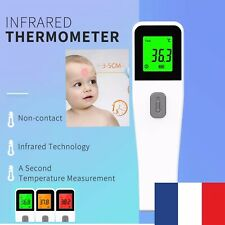Thermometre Frontal Digitale Infrarouge Scan Auriculaire Numerique Sans Contact
