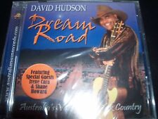 David Hudson Dream Road (Ft Irene Cara & Shane Howard) CD - New